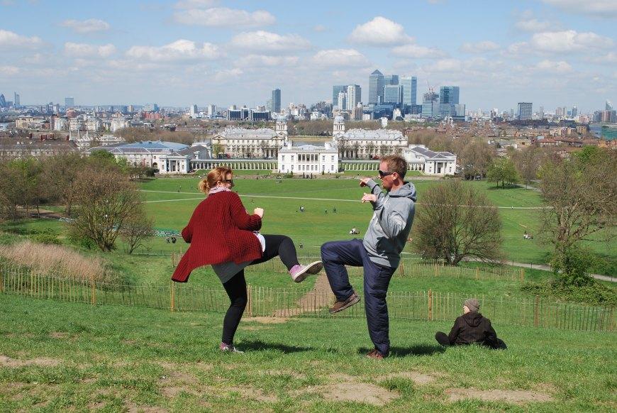 Greenwich, London.