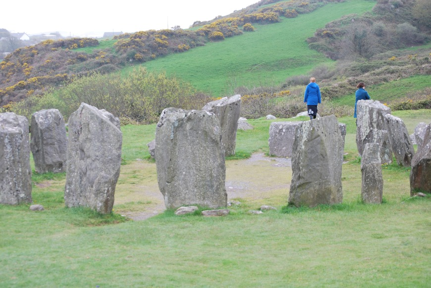 drombeg druid circle cork